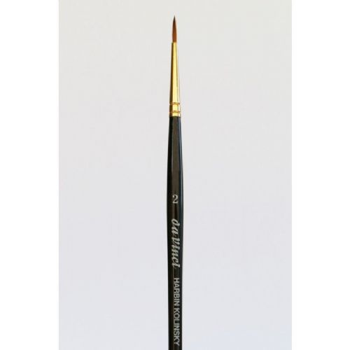Diamond FX Da Vinci 1526Y Brush - No2